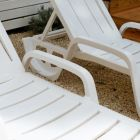 Accomidation Vodice Nr. 15: 6 Deckchairs are available